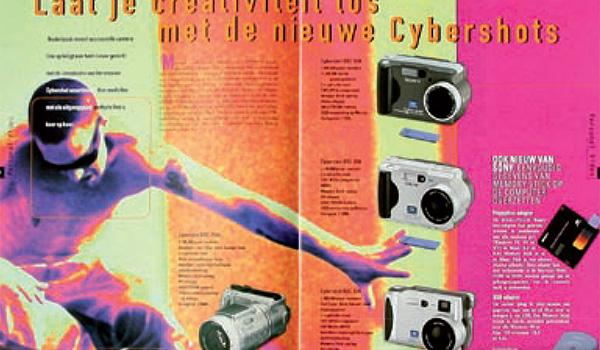 Sony magazine 'FLASH'
